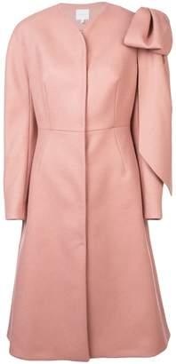 DELPOZO single breasted coat