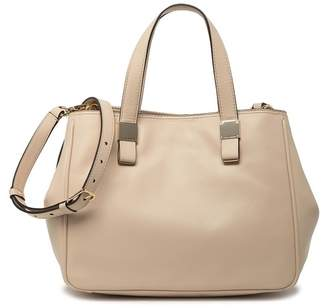 Cole Haan Tali Leather Small Satchel