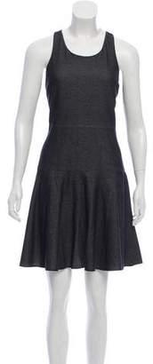 Rag & Bone Sleeveless Fit & Flare Dress