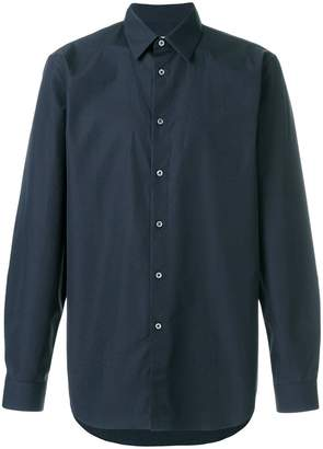Jil Sander classic long sleeved shirt