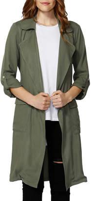 Sass Hailie Longline Trench Jacket
