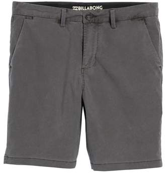 Billabong New Order X Overdye Hybrid Shorts