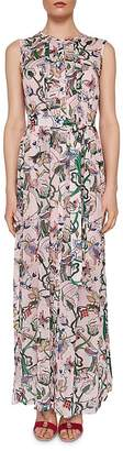 Ted Baker Colour By Numbers Susien Printed Maxi Dress