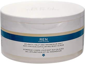 Ren Skincare Ren Clean Skincare Atlantic Kelp and Magnesium Salt Anti-Fatigue Exfoliating Body Scrub 330ml