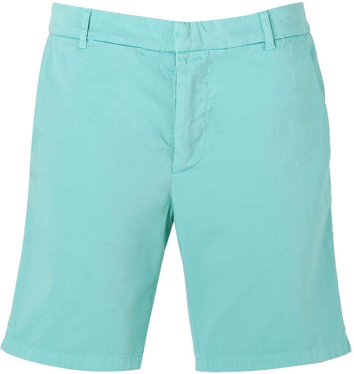 Band Of Outsiders Mint Cotton Chino Shorts