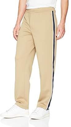 Perry Ellis Men's Polyester Drawstring Pants
