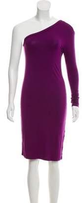 Rachel Pally One- Shoulder Midi Dress