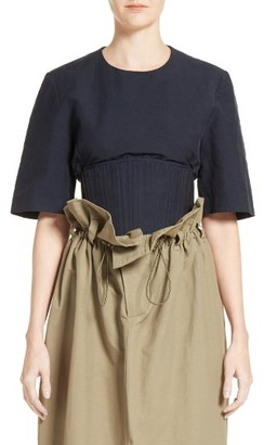 Women's Stella Mccartney Corset Tee $865 thestylecure.com
