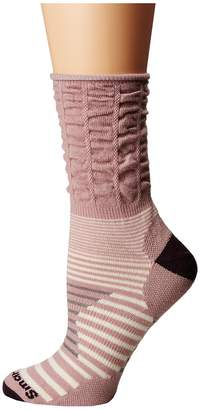 Smartwool Premium Bailer Ankle Boot Sock Women's Crew Cut Socks Shoes