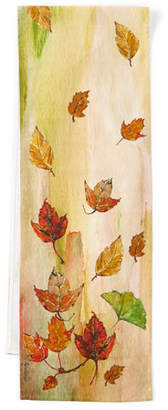 "April Cornell Autumn Leaves 72"" Runner"