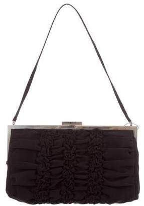 Marc Jacobs Ruched Woven Bag