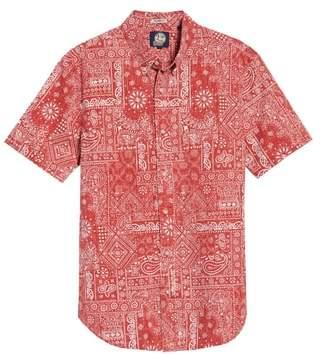 Reyn Spooner Aloha Bandana Regular Fit Sport Shirt