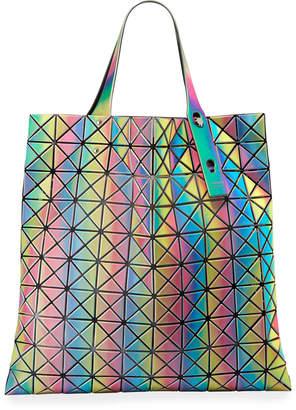 Bao Bao Issey Miyake Rainbow Iridescent Tote Bag