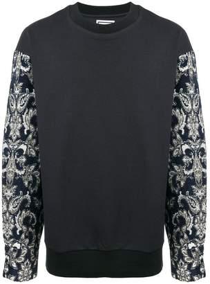 Wooyoungmi shirt sleeve sweatshirt