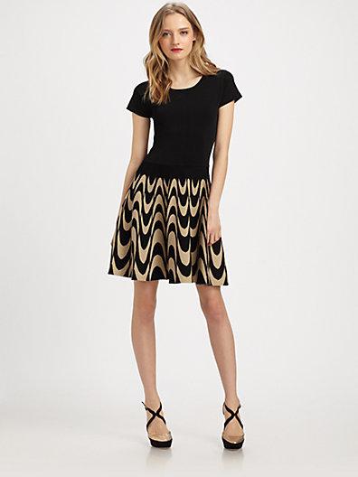 Parker Delaney Knit Dress