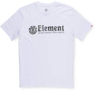 Element Men's Bark Logo-Print T-Shirt