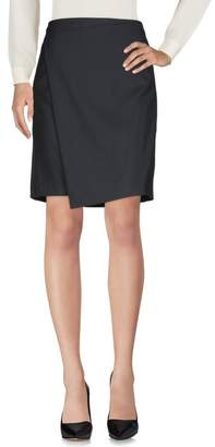 Paul Smith BLACK LABEL Knee length skirt