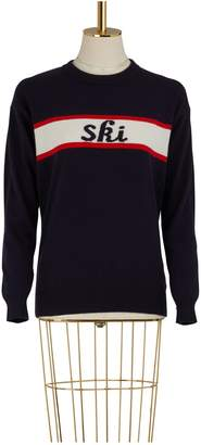 Fusalp Ski Crew Neck Sweater