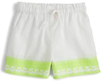 J.Crew crewcuts by Skirty Embroidered Shorts