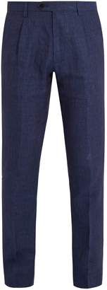 Etro Tailored linen trousers