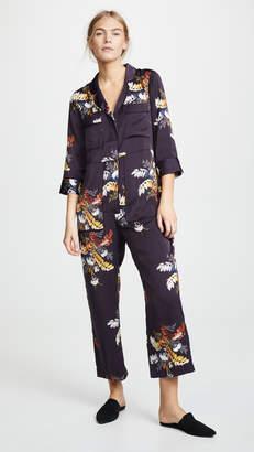 Madewell Pajama Jumpsuit