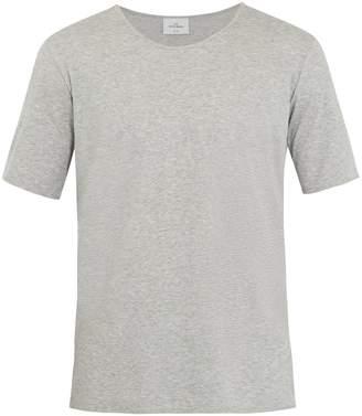 THE WHITE BRIEFS Oak cotton-jersey T-shirt