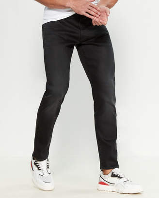 G Star Raw Tapered Faded Jeans