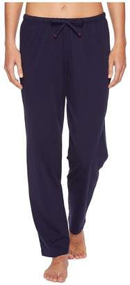 Nautica Solid Long Pants Women's Pajama
