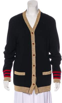 Chanel Paris-Moscou Cashmere Cardigan