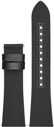 Emporio Armani Armani Nylon Smartwatch Strap, 22mm