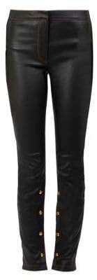 Loewe Stretch Leather Trousers