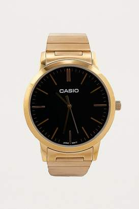 Casio Gold Stainless Steel Watch