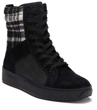 J/Slides Shane Suede Lace-Up Boot Sneaker