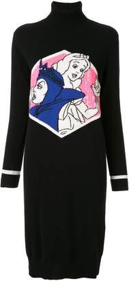 Iceberg Snow White jumper dress