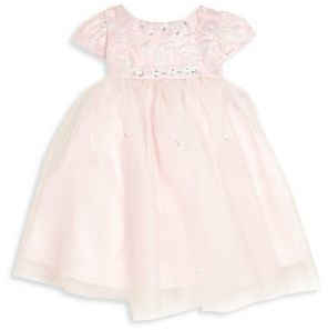 Biscotti Biscotti Toddler Girl's Embellished Empire Waist Dress