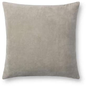 Lulu & Georgia Nadja Dual-Colored Pillow, Sage