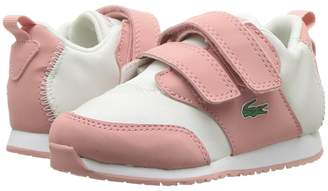 Lacoste Kids L.Ight 318 Girl's Shoes