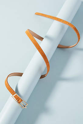 Anthropologie Sue Skinny Belt