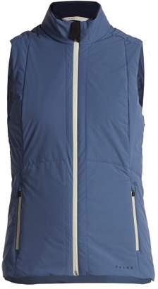 Falke Caro Insulated Gilet - Womens - Blue