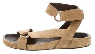 Etoile Isabel Marant Easy Chic Suede Sandals