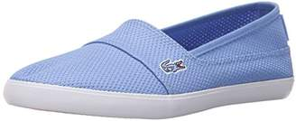 Lacoste Women's Marice Slip ON 216 1 Flat