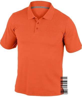 100% Certified Organic Cotton Helf Sleeve Polo T-Shirt - Underhood of London