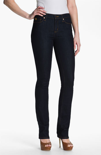 Yoga Jeans by Second Denim Second Yoga Jeans Straight Leg Jeans
