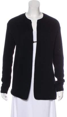 Gucci Cashmere Long Sleeve Cardigan