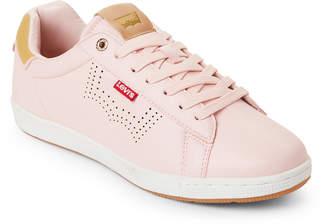 Levi's Blush Selena Low-Top Sneakers