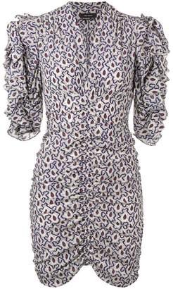 Isabel Marant paisley dress