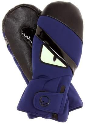 Fendi Ski Monster gloves