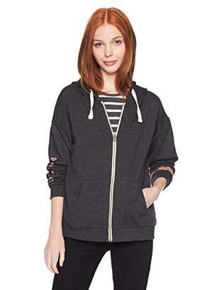 O'Neill Women's Denmark Zip Fleece with Drawcord Sweater