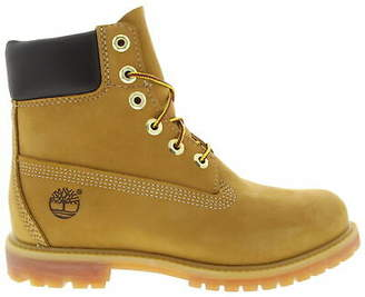 Timberland Womens Icon 6 Inch Premium Waterproof Boots In Wheat size US Womens 9