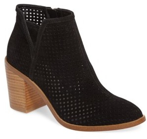 Women's 1. State Larocka Perforated Bootie $138.95 thestylecure.com